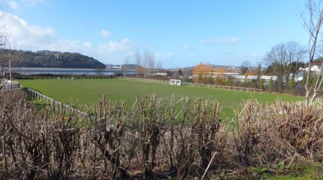 Glan Conwy secured promotion to Welsh Alliance Division One