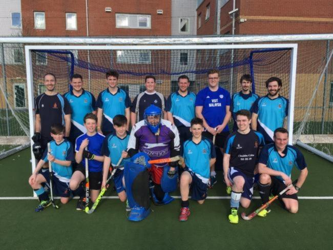 Banor Hockey Club men's side had their relegation confirmed on Saturday