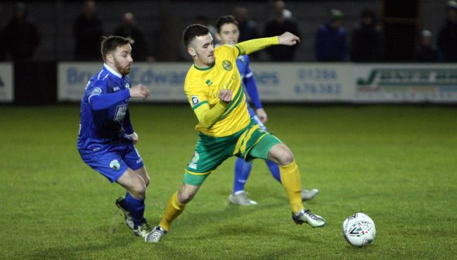 Leo Smith has joined Caernarfon Town on a permanent deal (Photo by Richard Birch)