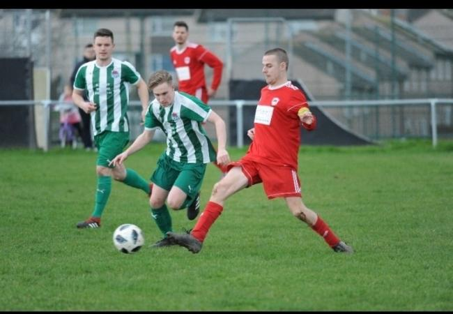 Prestatyn Sports face Holyhead Hotspur in their season opener this Saturday (Photo by Damon Mead)