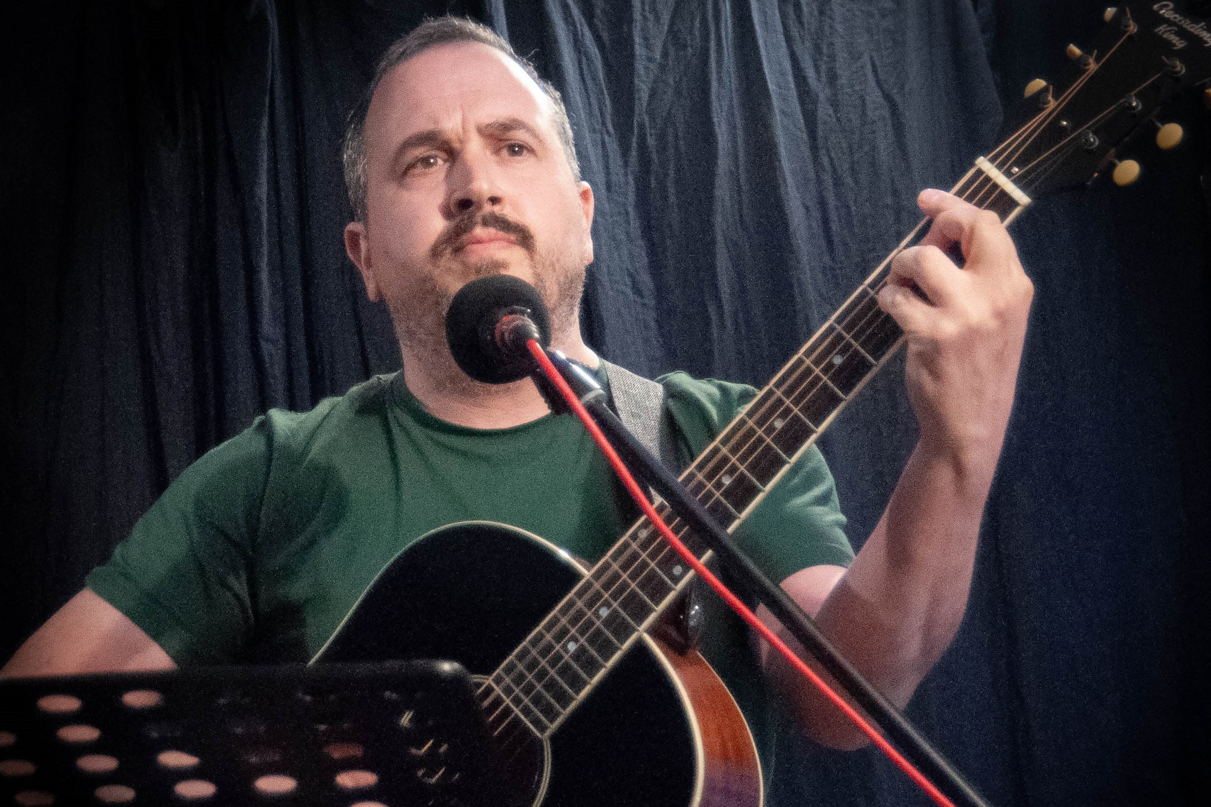 Gary Edward Jones will appear in Ruthin on March 7. Picture: Chris Birchall