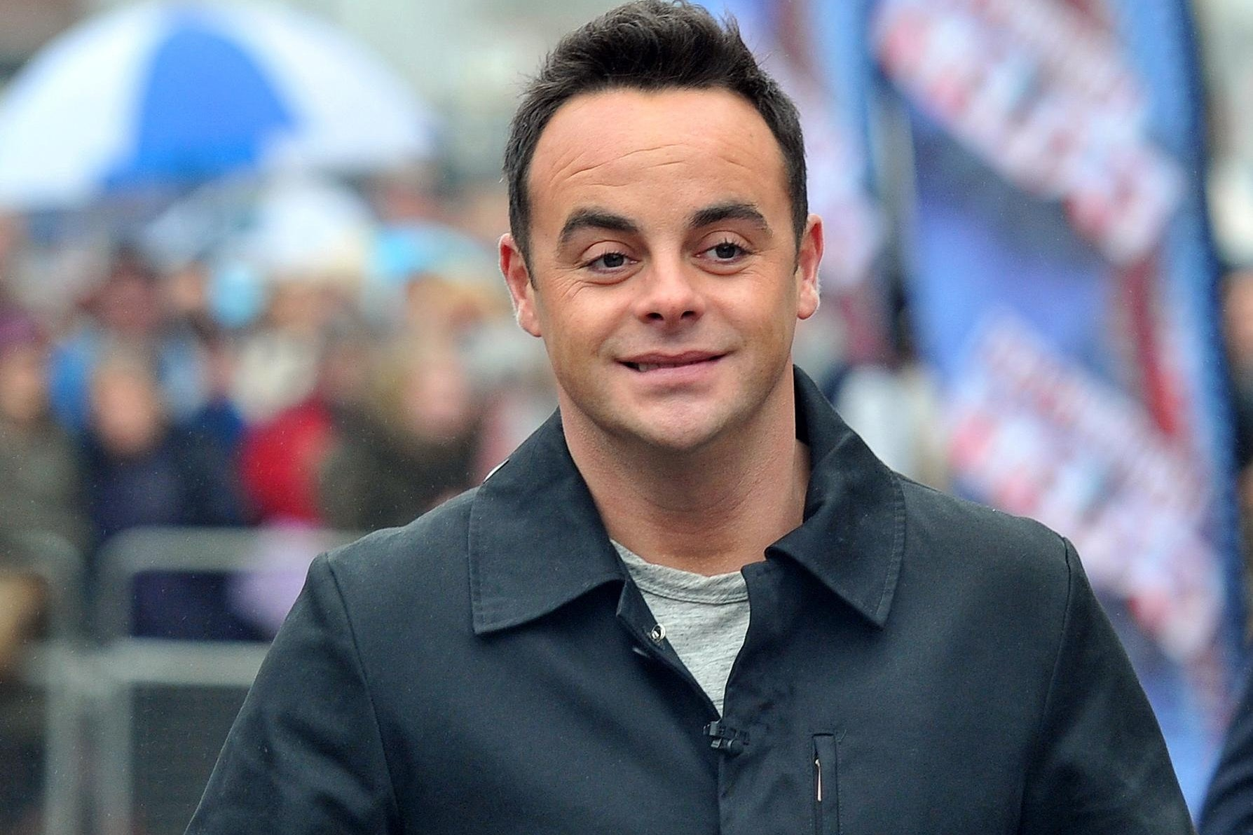 Ant McPartlin at the Britain's Got Talent Auditions – Blackpool