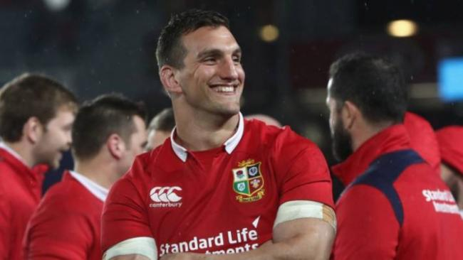 Sam Warburton will be the special guest at the Copa Bar and Diner in Caernarfon