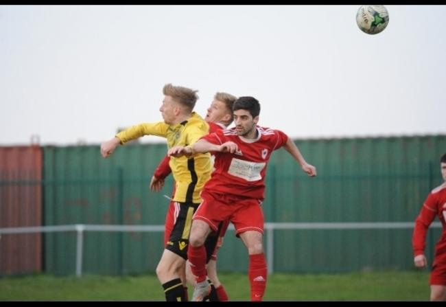 St Asaph City were beaten at home by Llanberis