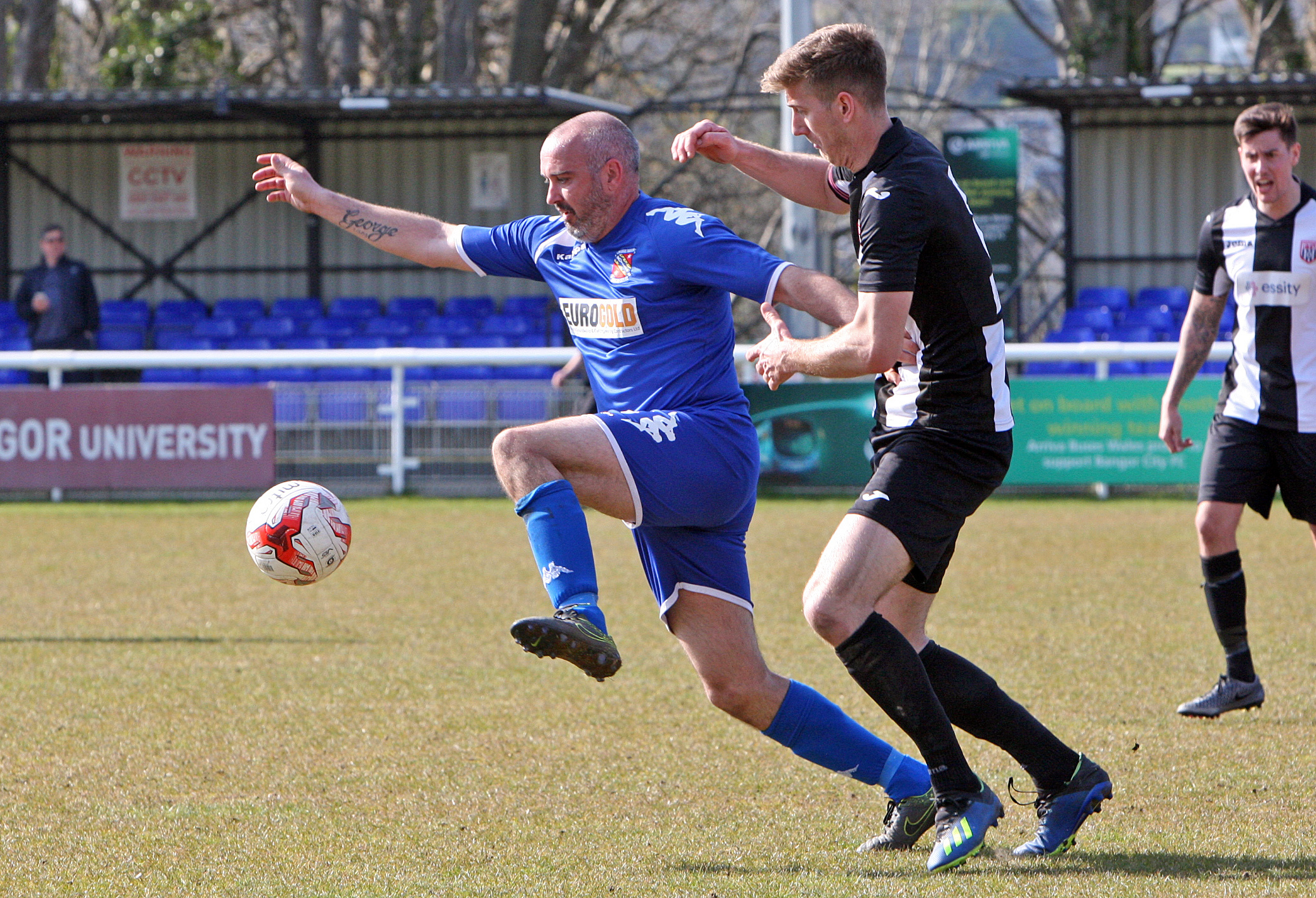 Gary Taylor-Fletcher has agreed to become Llandudno's new manager (Photo by Richard Birch)