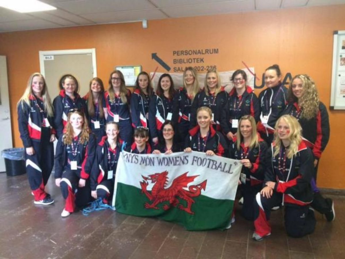 Ynys Mon women will take on Bethesda Ladies in a special friendly this week