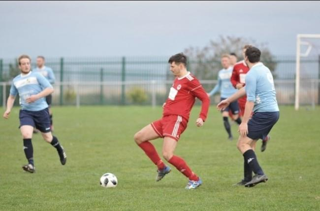 Prestatyn Sports ended a hugely encouraging season with a home loss (Photo by Damon Mead)