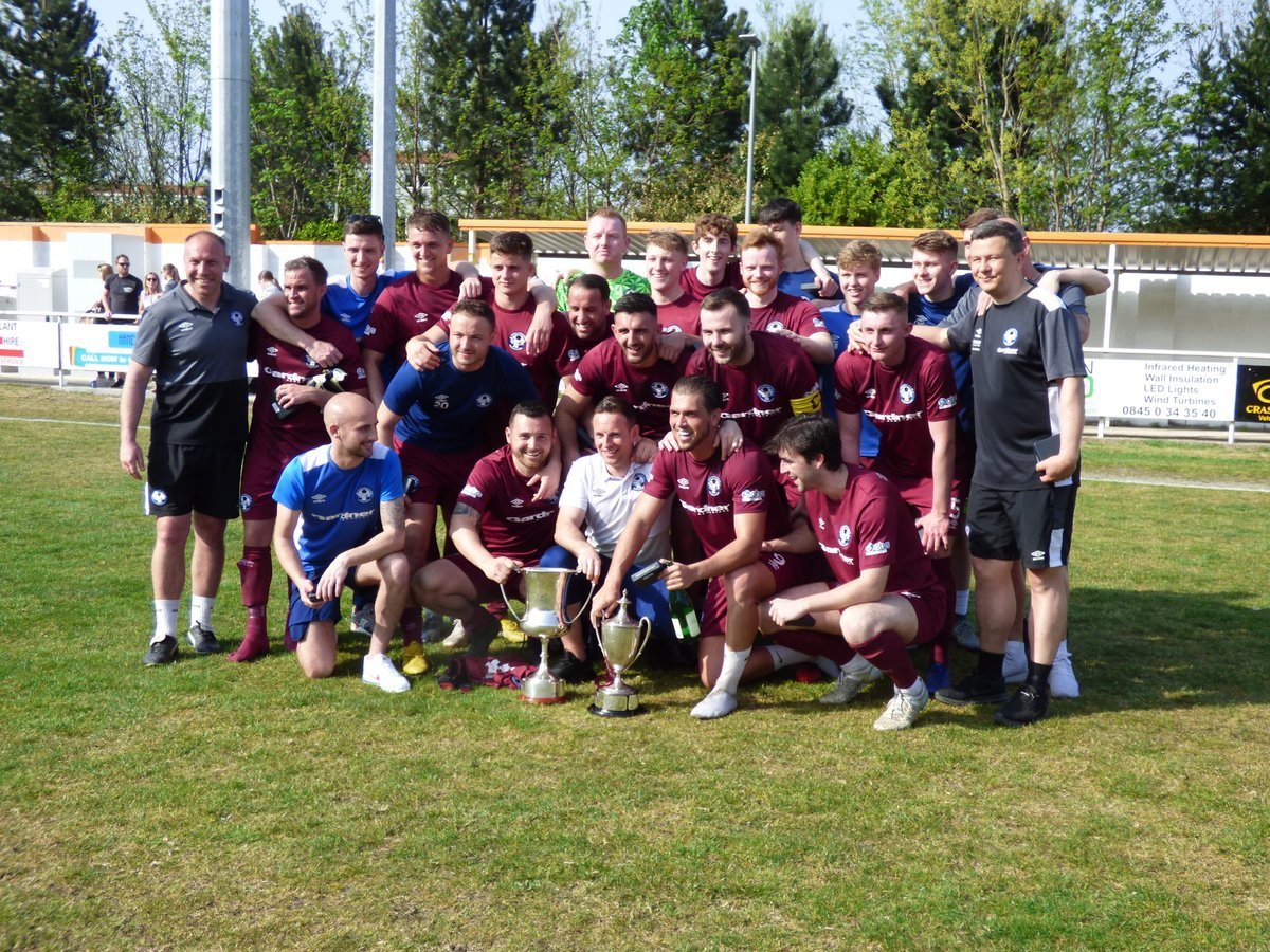 Airbus Broughton secured a memorable league and cup double