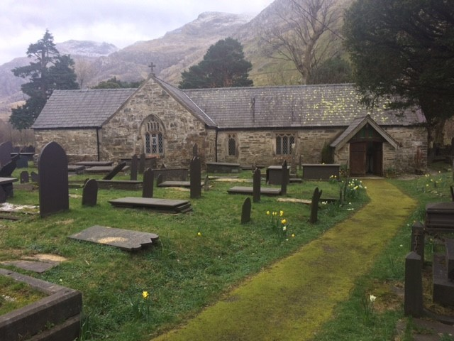 Nant Peris Church