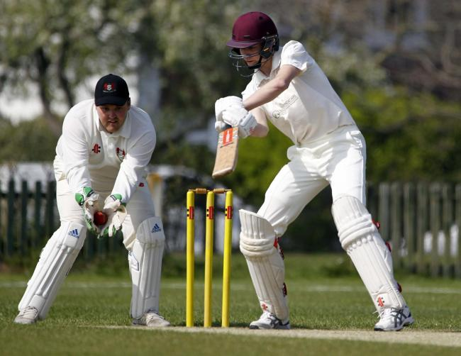 St Asaph suffered their first defeat of the new cricket season