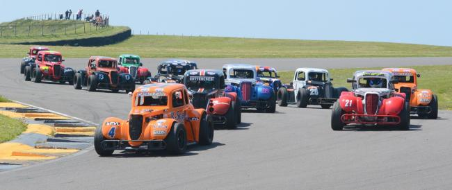 Anglesey Circuit will play host to a major event over the Bank Holiday Weekend