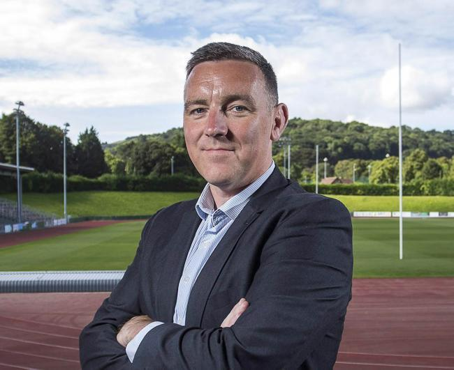 Sion Jones has left his post as RGC's general manager